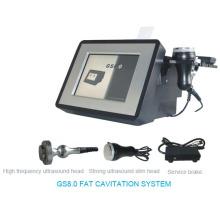 Machine à préciser la cavitation par ultrasons à la perte de poids