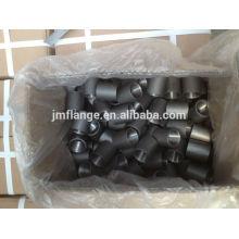 DIN2986 black steel pipe socket