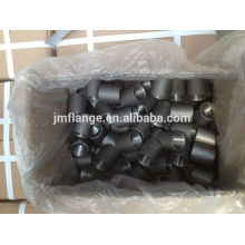 Soquete de aço preto DIN2986