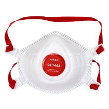 Máscara protectora FFP3 Forma de copa con Ventile CE