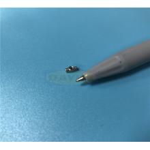 Micro-fabricación de piezas de bayoneta para cámaras ópticas SLR