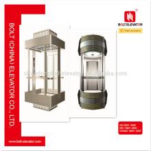 Bolt Elevador de pasajeros Ascensor Elevador de cristal