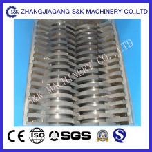 Plastic Barrel Shredder Maschine für die Herstellung der Flakes