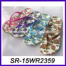 new outdoor home slipper plastic slipper import slipper china