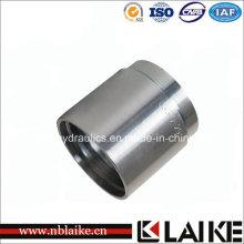 (03310) Fechamento hidráulico da ferragem do carbono Seel pela máquina do CNC