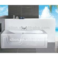 Standard-begehbares Bad für Behinderte und ältere Menschen