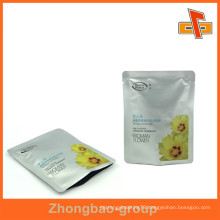 Laminated Multiple Layer Plastic Aluminum Foil Cosmetics Bag Pouches