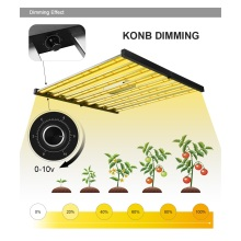 LED Top Grow Light For Multi-layers