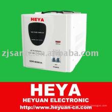 SDR-8000VA relay type voltage regulator/stabilizer