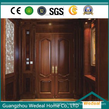 Boutique Entrance Wooden Door (WDH01)