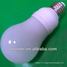 2014 alibaba best seller CE et RoHS approuvé 220v 110v 12-24v 12v dc B22 E26 E27 E14 éclairage LED 3w