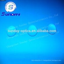 fabricants de lentille de verre optique menée en Chine