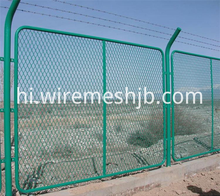 Metal Fence Netting