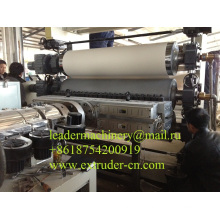 PVC Sheet Board Extrusion Line for Sandwich Panel / PVC Sheet Extruder Machinery / 500-2000mm