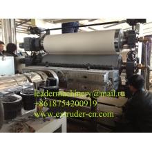 Листа доски PVC линии Штранг-прессования для Панели Сандвича / листа PVC Штрангпресс машинного оборудования / 500-2000мм