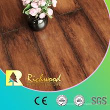 Plancher en bois stratifié de stratifié d'érable de texture de Woodgrin E1 AC4