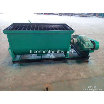 pataba Single shaft mixer