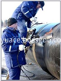 Steel Pipeline Heat Shrink Sleeve Joint Belt