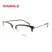 HOT SALE NEW Men acetate eyeglasses, acetate combined with metal optical frames