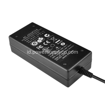 6V8.5A Desktop Power Adapter Untuk pencahayaan LED