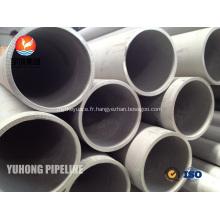 Acier inoxydable tubes mécaniques A511 TP316L