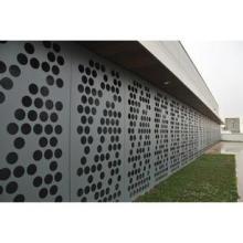Aluminum Perforated Metal Sheet for Curtain Wall