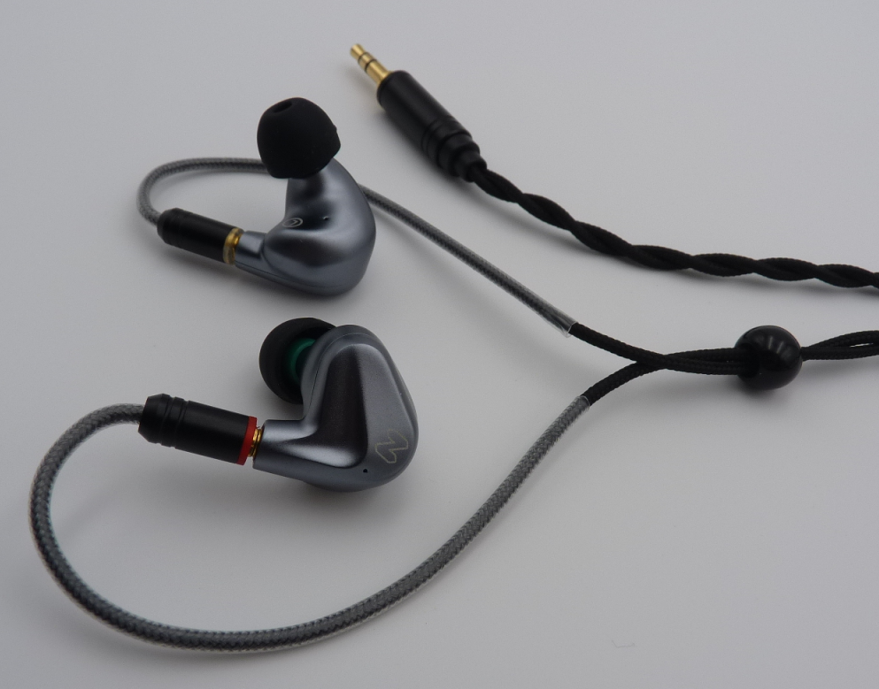 HiFi Stereo in-Ear Earphone High Resolution Earphones
