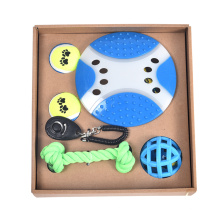 Factory directly wholesale pet toys chew interactive dog toy ball