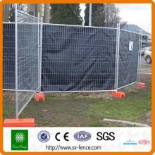 Australia welded galvanized temporary fence