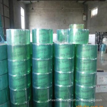 Green Soft PVC Curtain Sheet / Roll