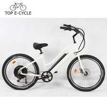 2017 ATV bike 26 inch city cruiser ebike
