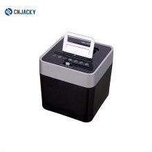 Máquina de trituração de papel de escritório / Triturador de cartão de identificação de alta qualidade
