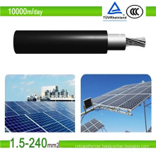 2015 Hot Sale DC Tinned Copper Solar PV Cable 4mm2