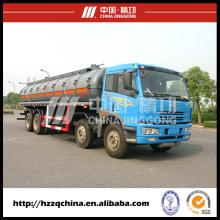 Le fabricant chinois offre le transport de réservoir de carburant de Dongfeng (HZZ5312GHY) avec le rendement élevé pour des acheteurs