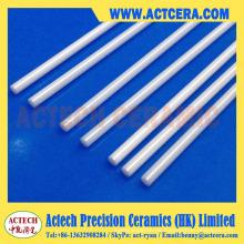 mm 1 varilla de cerámica Zro2/Zirconia/Y-Tzp y eje mecanizado