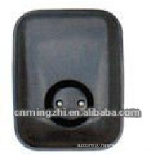 actros mirror , heated side mirror on truck parts ,.