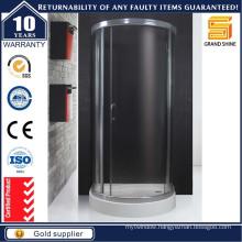 Bathroom Fiberglass Quadrant Custom Showers Glass Enclosures