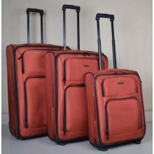 Sac trolley de set de valises 3pcs en gros