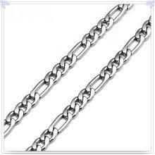Joyería accesorios moda joyería cadena de acero inoxidable (sh051)