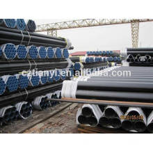 Hot Galvanizing ASTM A53 Gr.B SMLS Steel Pipe