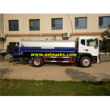 2000 Gallons 4X2 Road Watering Tanker Vehicles