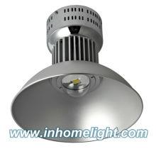 La lampe à entrepôt LED 50W a conduit des lumières haute baie