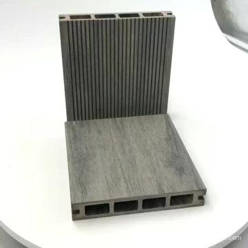 140*25 hdpe hollow wpc decking/outdoor decking floor covering/ garden flooring wpc flooring plank