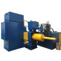 Kupfergranulat Stahlchips Brikettpressmaschine