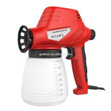 80W Portable Handheld Solenoid Paint Sprayer Mini Electric Spray Gun GW8185