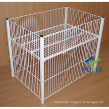 Heavy Duty Metal Wire Exposition Table (PHY512)