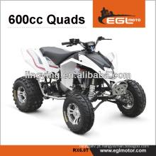CE aprovado ATV de 600cc corpo de plástico à venda