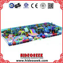 Ocean Style China Professional Hersteller Kinder Indoor-Spielplatz zum Verkauf