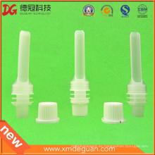 De plástico de 10 mm con tapa para bolsa de gelatina Fabricante