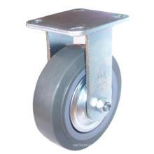 Fixed PU Caster - Gray (4404662)